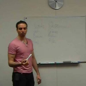 John teaching gym marketing, fitness club marketing and gym advertising ideas.